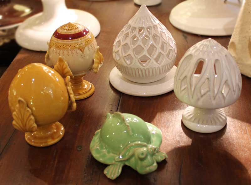 Popolare Bomboniere in ceramica OX27